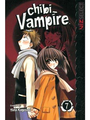 cover image of Chibi Vampire, Volume 7