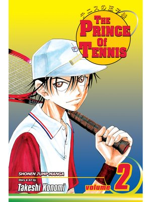 cover image of The Prince of Tennis, Volume 2