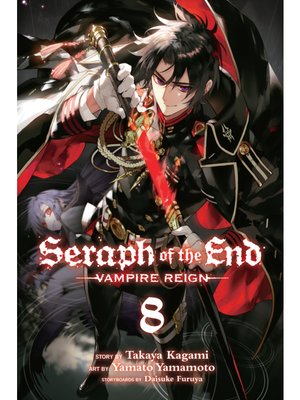 cover image of Seraph of the End, Volume 8