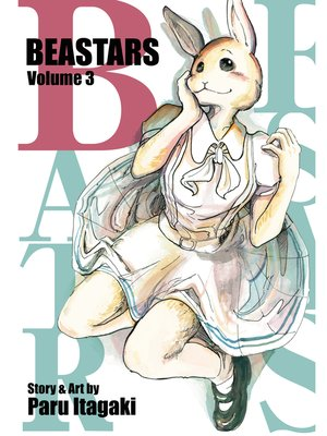 cover image of BEASTARS, Volume 3