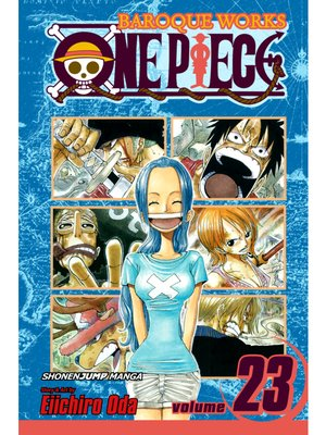 cover image of One Piece, Volume 23