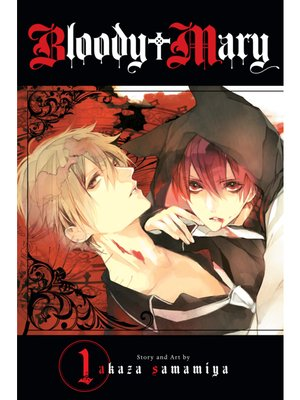 cover image of Bloody Mary, Volume 1