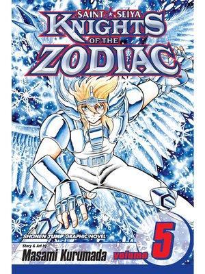 cover image of Knights of the Zodiac (Saint Seiya), Volume 5