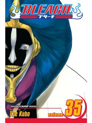 cover image of Bleach, Volume 35