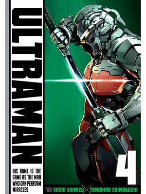 cover image of Ultraman, Volume 4