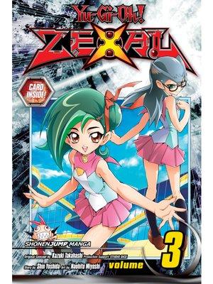 cover image of Yu-Gi-Oh! Zexal, Volume 3