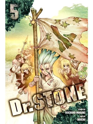 cover image of Dr. STONE, Volume 5