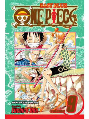 cover image of One Piece, Volume 9