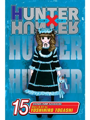cover image of Hunter x Hunter, Volume 15