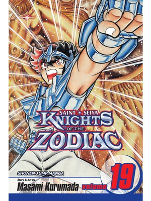 cover image of Knights of the Zodiac (Saint Seiya), Volume 19