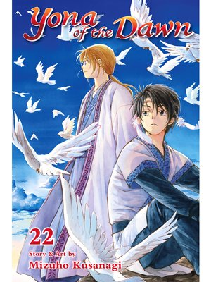 cover image of Yona of the Dawn, Volume 22
