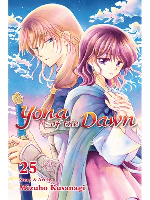 cover image of Yona of the Dawn, Volume 25
