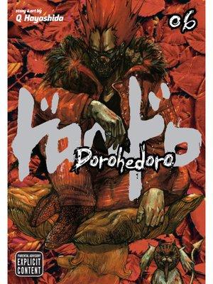 cover image of Dorohedoro, Volume 6