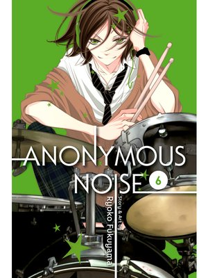 cover image of Anonymous Noise, Volume 6