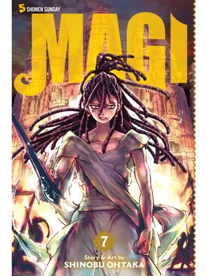 cover image of Magi: The Labyrinth of Magic, Volume 7