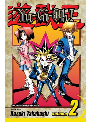 cover image of Yu-Gi-Oh!, Volume 2