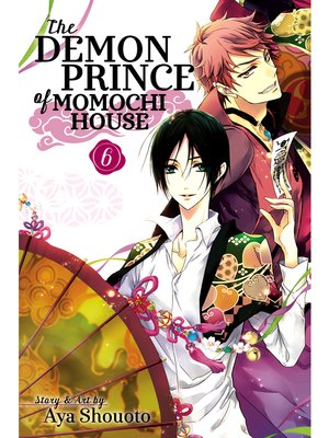 cover image of The Demon Prince of Momochi House, Volume 6
