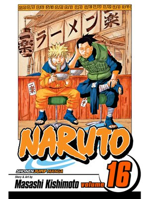 cover image of Naruto, Volume 16