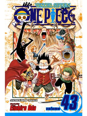 cover image of One Piece, Volume 43