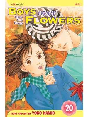 cover image of Boys Over Flowers, Volume 20