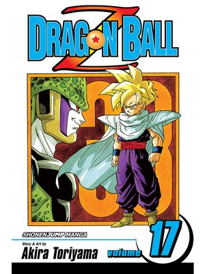 cover image of Dragon Ball Z, Volume 17