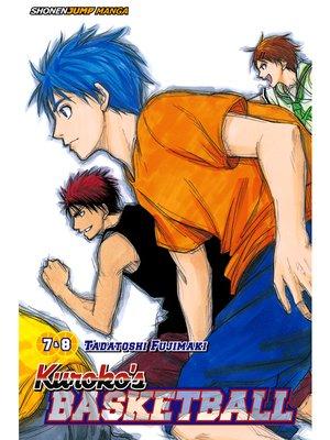 cover image of Kuroko's Basketball, Volume 4