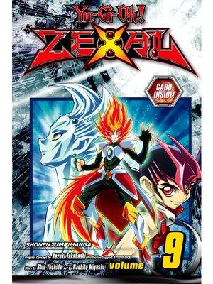 cover image of Yu-Gi-Oh! Zexal, Volume 9