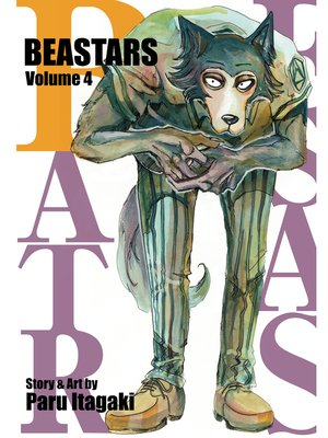 cover image of BEASTARS, Volume 4