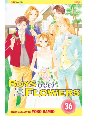 cover image of Boys Over Flowers, Volume 36