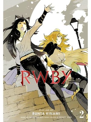 cover image of RWBY: The Official Manga, Volume 2