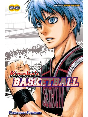cover image of Kuroko's Basketball, Volume 13