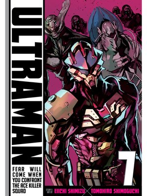 cover image of Ultraman, Volume 7