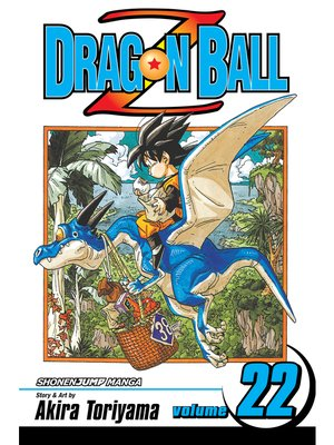 cover image of Dragon Ball Z, Volume 22