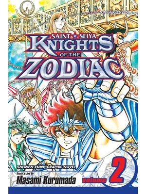 cover image of Knights of the Zodiac (Saint Seiya), Volume 2