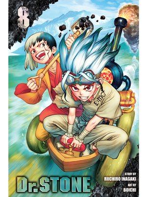 cover image of Dr. STONE, Volume 8