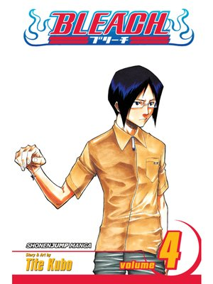 cover image of Bleach, Volume 4