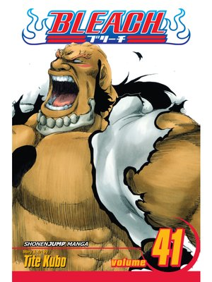 cover image of Bleach, Volume 41