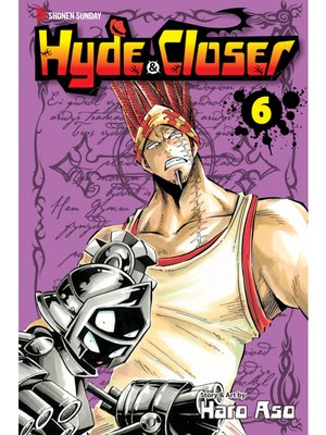cover image of Hyde & Closer, Volume 6