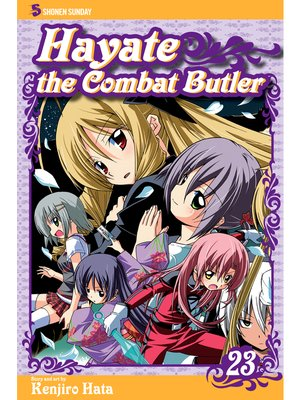 cover image of Hayate the Combat Butler, Volume 23