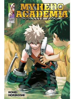 cover image of My Hero Academia, Volume 29