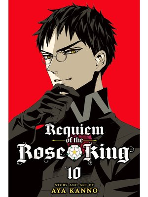 cover image of Requiem of the Rose King, Volume 10