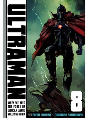 cover image of Ultraman, Volume 8