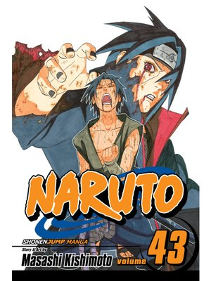 cover image of Naruto, Volume 43