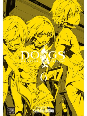 cover image of Dogs, Volume 7