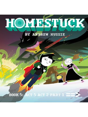 cover image of Homestuck, Book 5