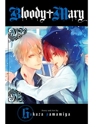 cover image of Bloody Mary, Volume 6