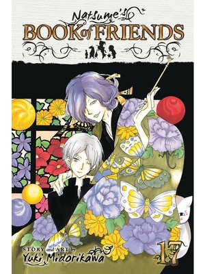 cover image of Natsume's Book of Friends, Volume 17