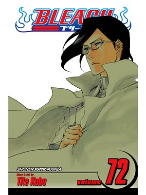 cover image of Bleach, Volume 72