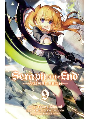 cover image of Seraph of the End, Volume 9