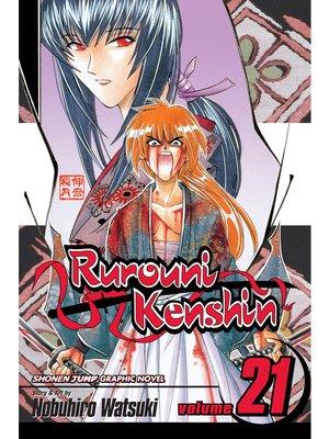 cover image of Rurouni Kenshin, Volume 21